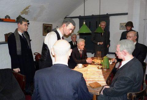 Meidagen van 1940 in bunker Bremen