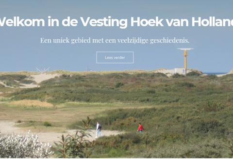 Vesting Hoek van Holland